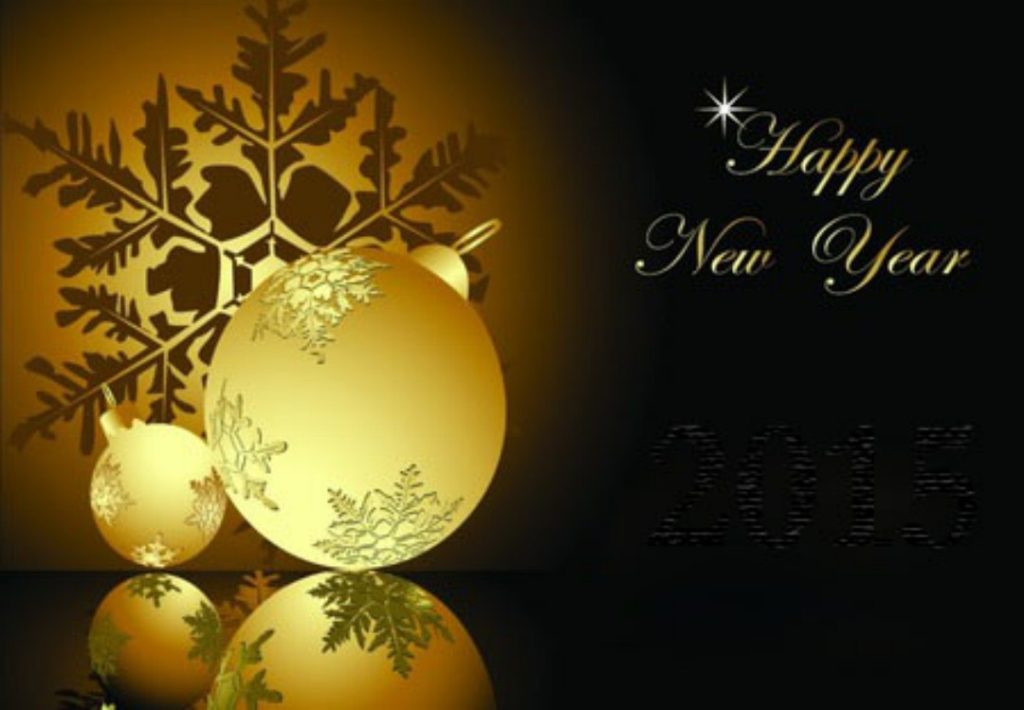 Happy New Year HD Wallpaper Download For Computer Mobile 1024x710