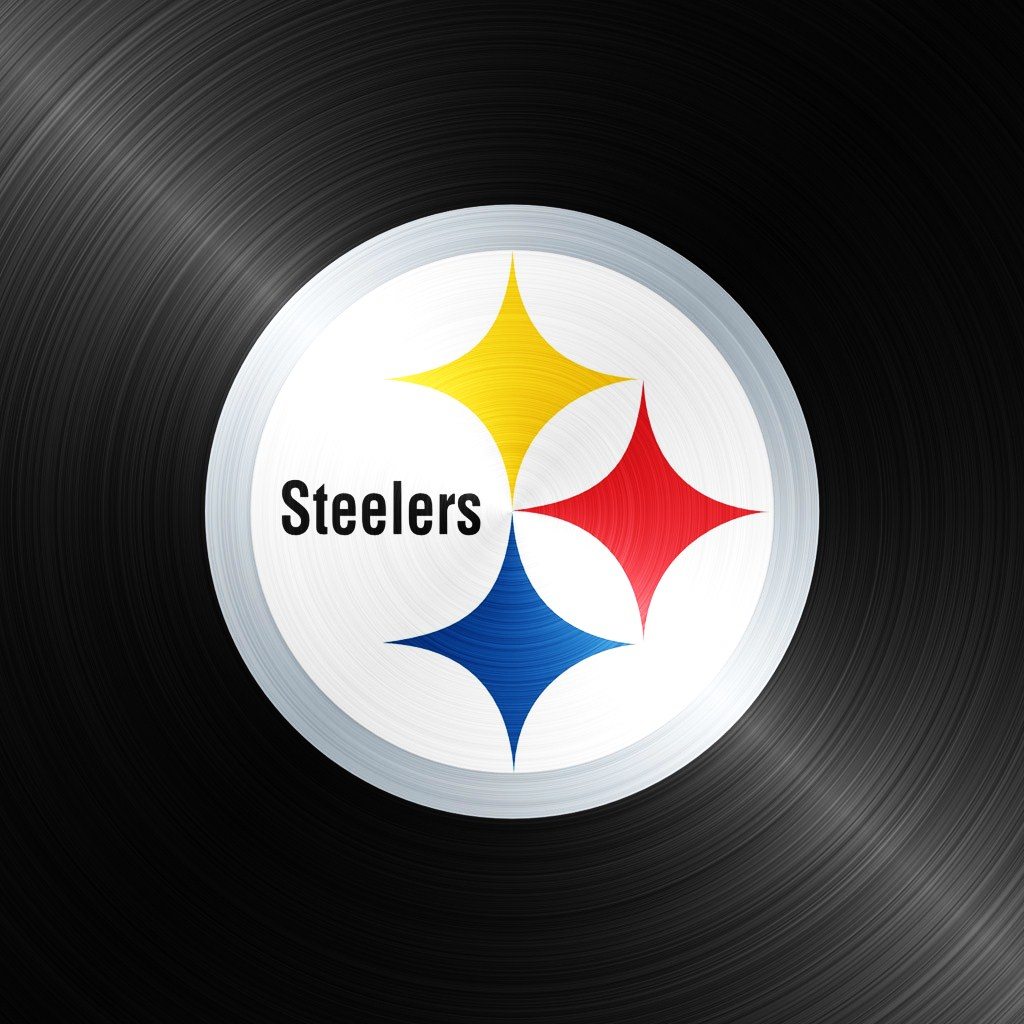 Pittsburgh Steelers Black Ipad Steel Phone Wallpaper   pittsburgh 1024x1024
