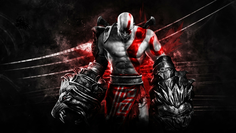God of war wallpaper kratos wallpapersafari god of war ascension wallpaper 1920x1080 kratos god of war ascension 800x450px voltagebd Image collections