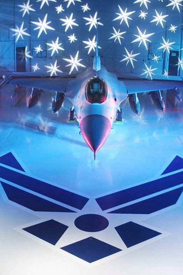 air force phone wallpaper - photo #16
