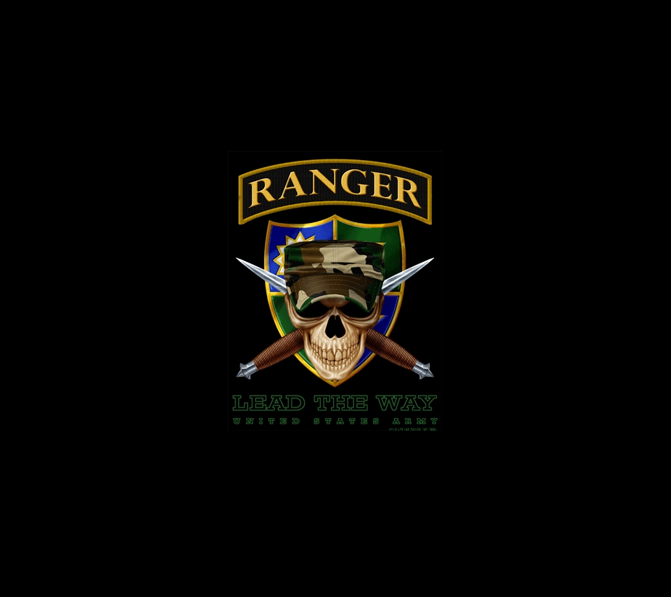 Army Ranger Wallpaper Army ranger logo wallpaper 960x854