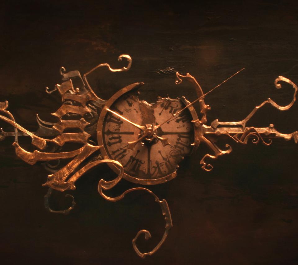 3D Steampunk Desktop Wallpapers