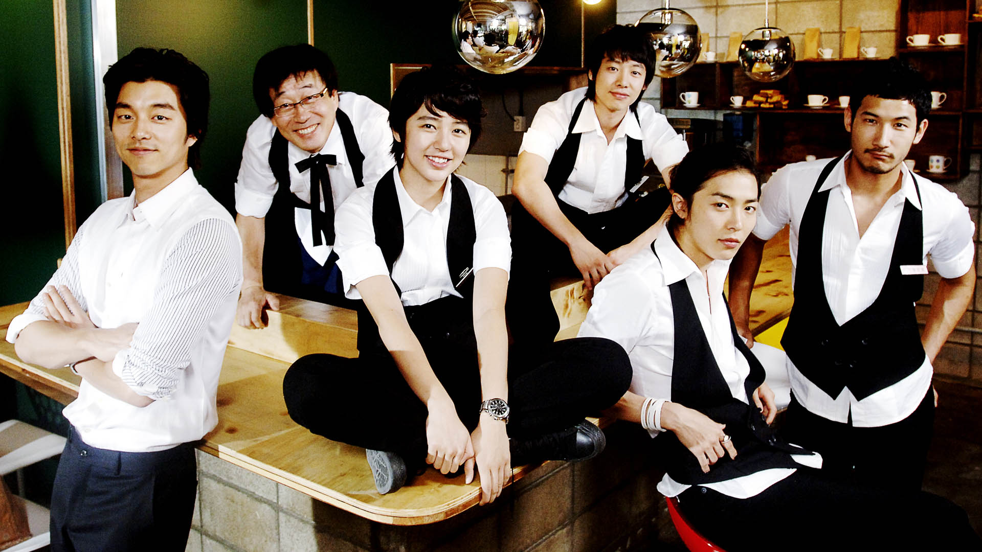 Coffee Prince   Korean Dramas Wallpaper 33103042 1920x1080