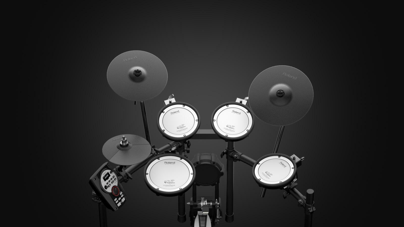 TD 11KV V Drums   Roland 1600x900