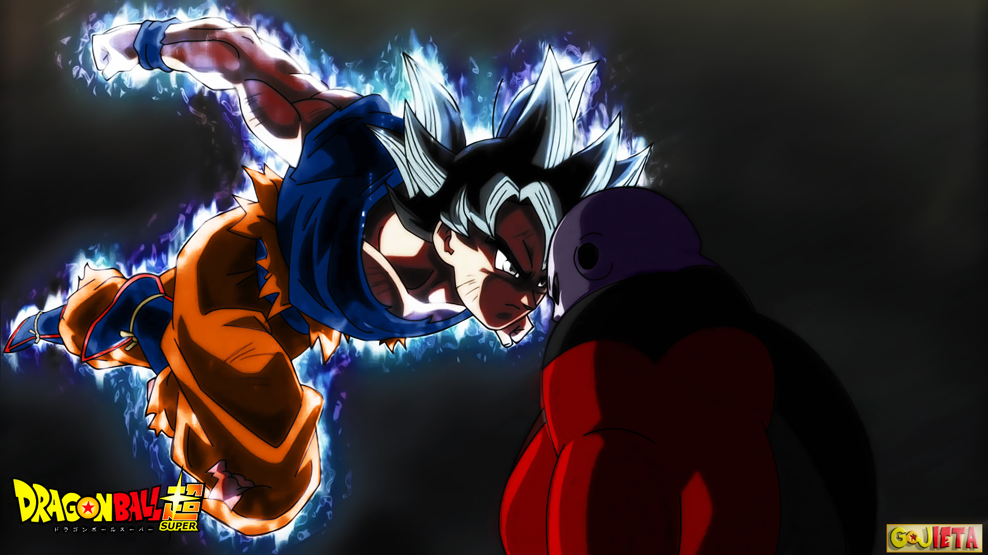 Goku Ultra Instinct Wallpapers 1920x1080