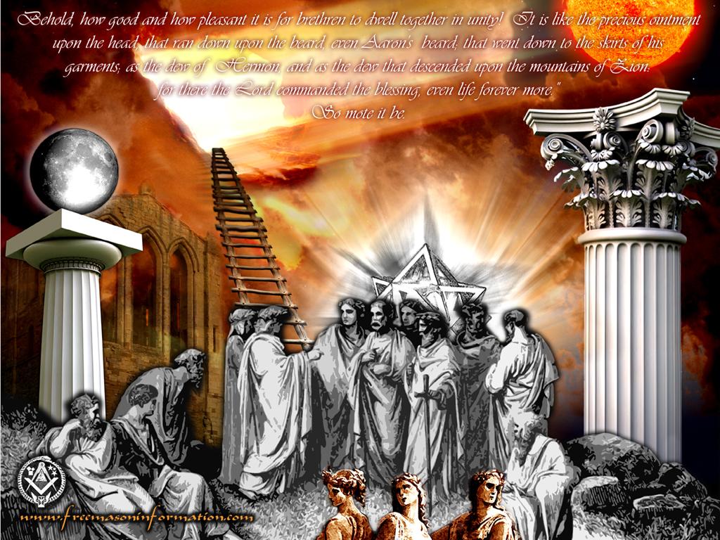 Freemason Information computer wall paper Freemason Information 1024x768