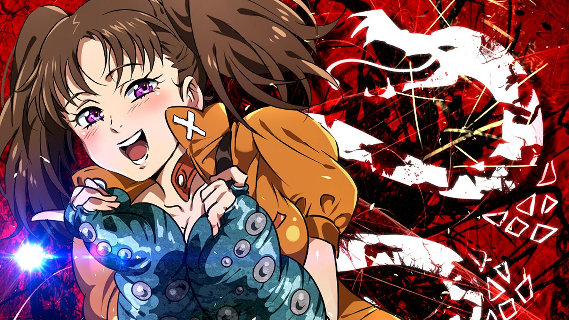 22 Seven Deadly Sins Diane Wallpapers On Wallpapersafari
