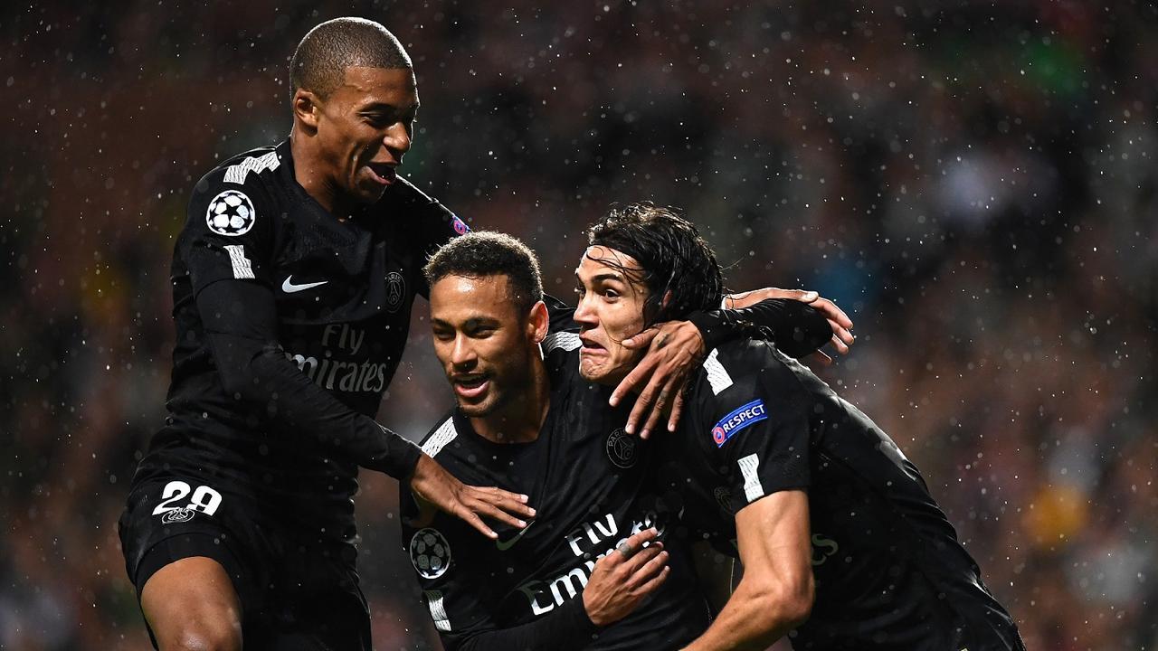 REVIVEZ   Celtic PSG le Paris de Neymar Mbapp et 1280x720