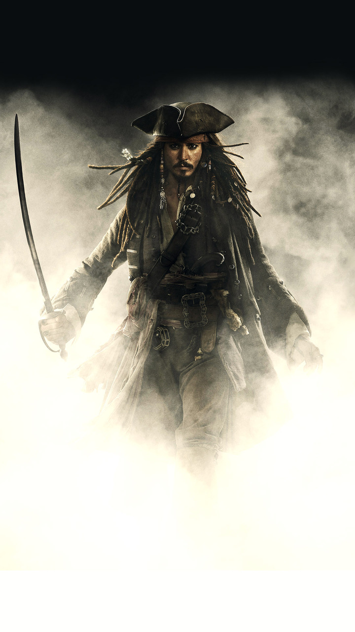 Free download Captain Jack Sparrow
