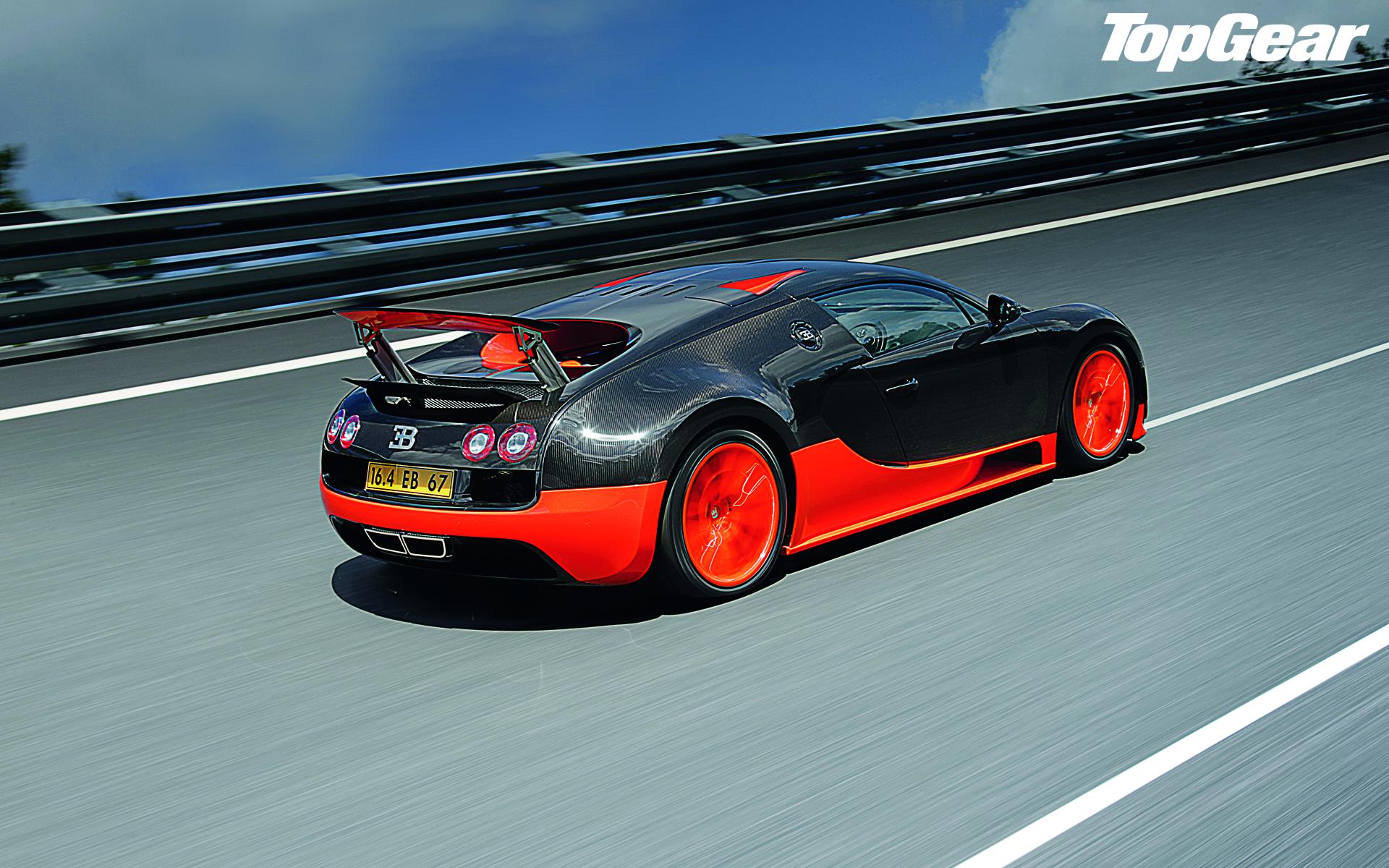 bugatti veyron super sport gold wallpaper 249 engine information - Bugatti Veyron Super Sport Top Gear Wallpaper