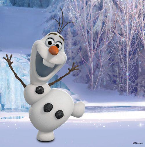 Frozen Olaf Wallpaper Design olafjpg 500x506