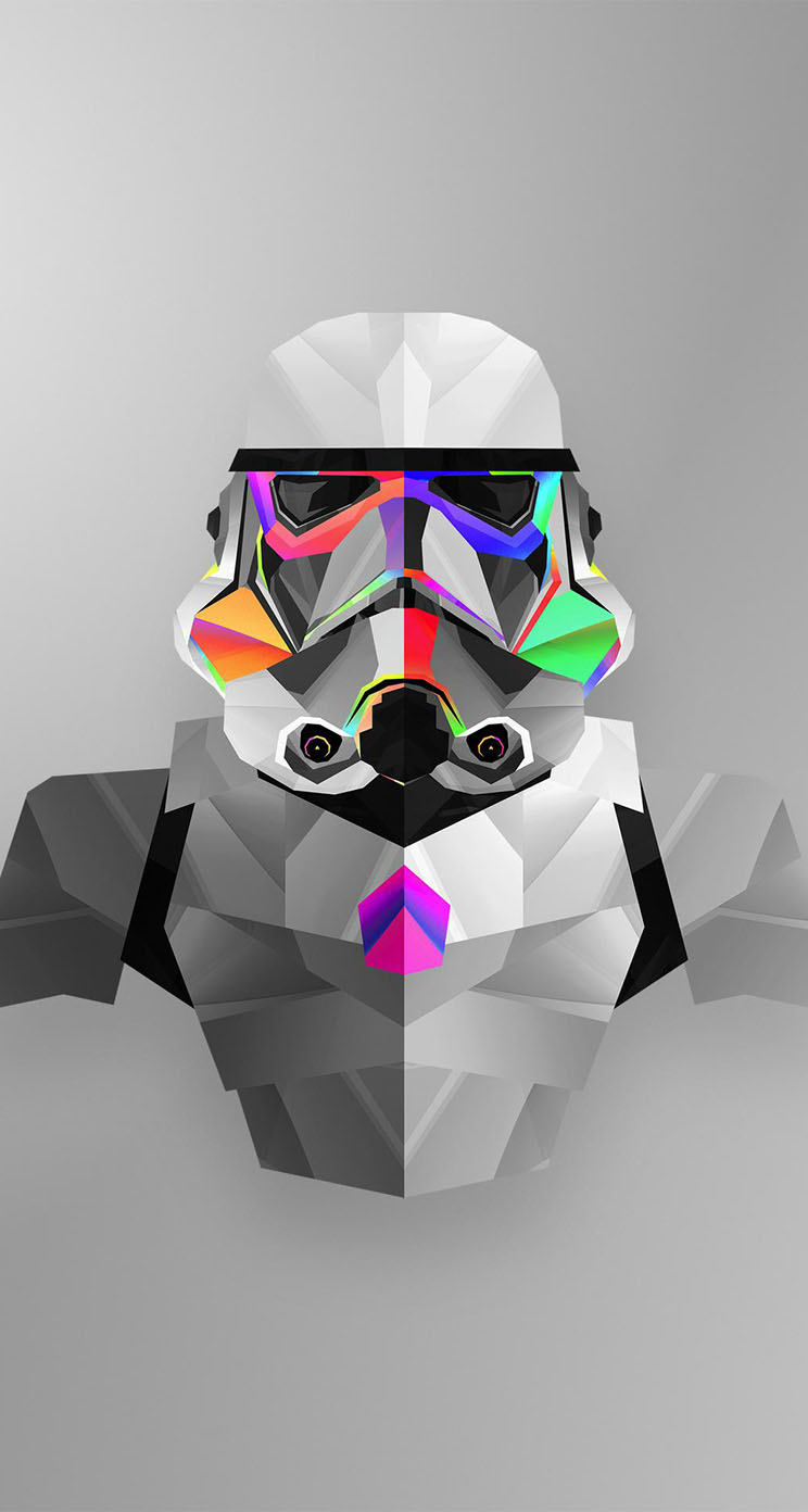 stormtrooper iphone wallpaper wallpapersafari