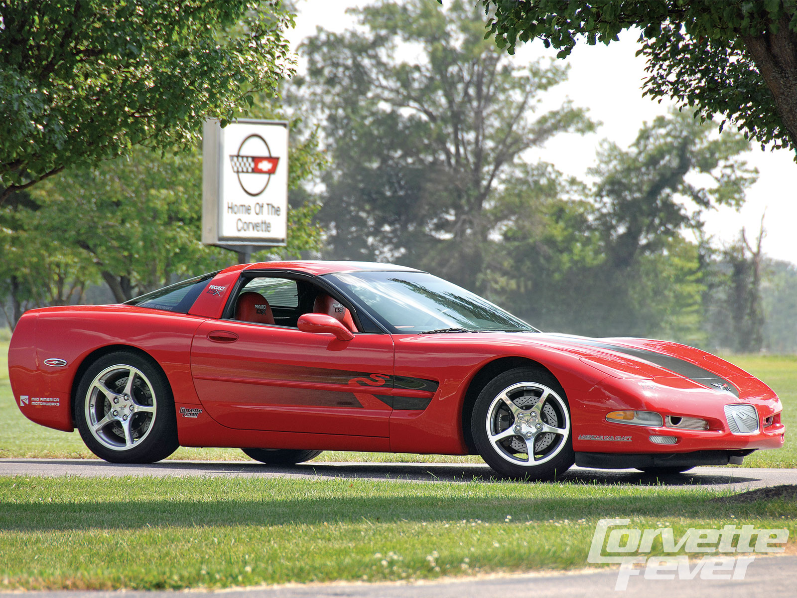 2000 Chevrolet Corvette   The End Of The Road Photo Gallery 1600x1200
