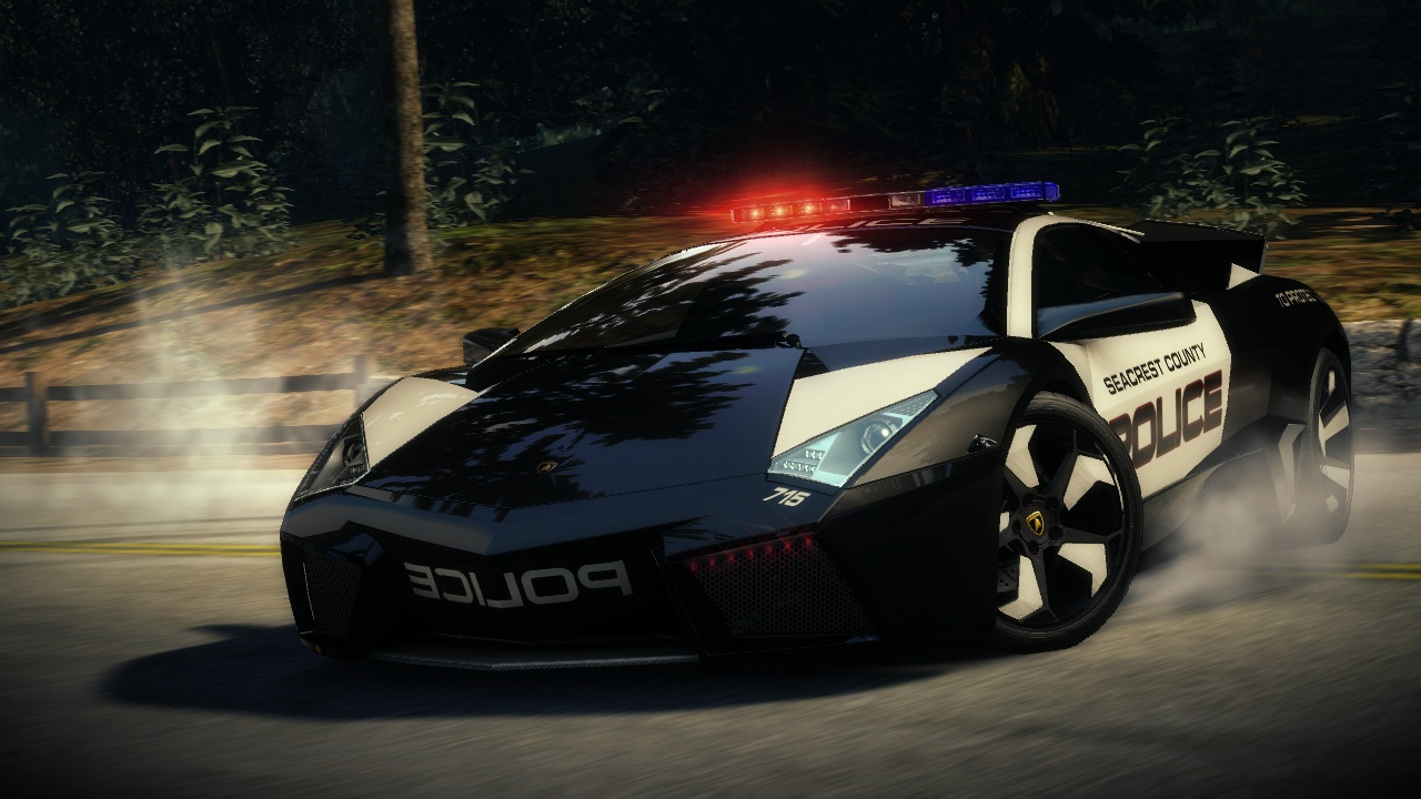 NEED FOR SPEED HOT PURSUIT LIMITED Desktop Wallpaper 1280x720