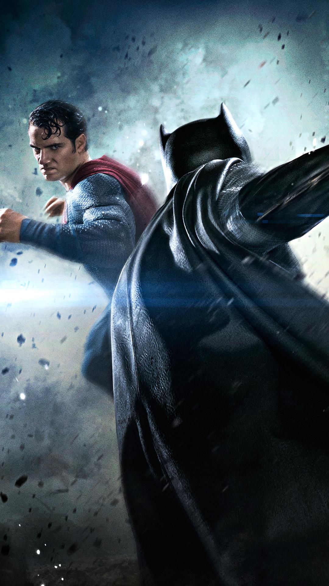 Batman vs Superman Movie Fight iPhone 6 Plus HD Wallpaper iPod 1080x1920