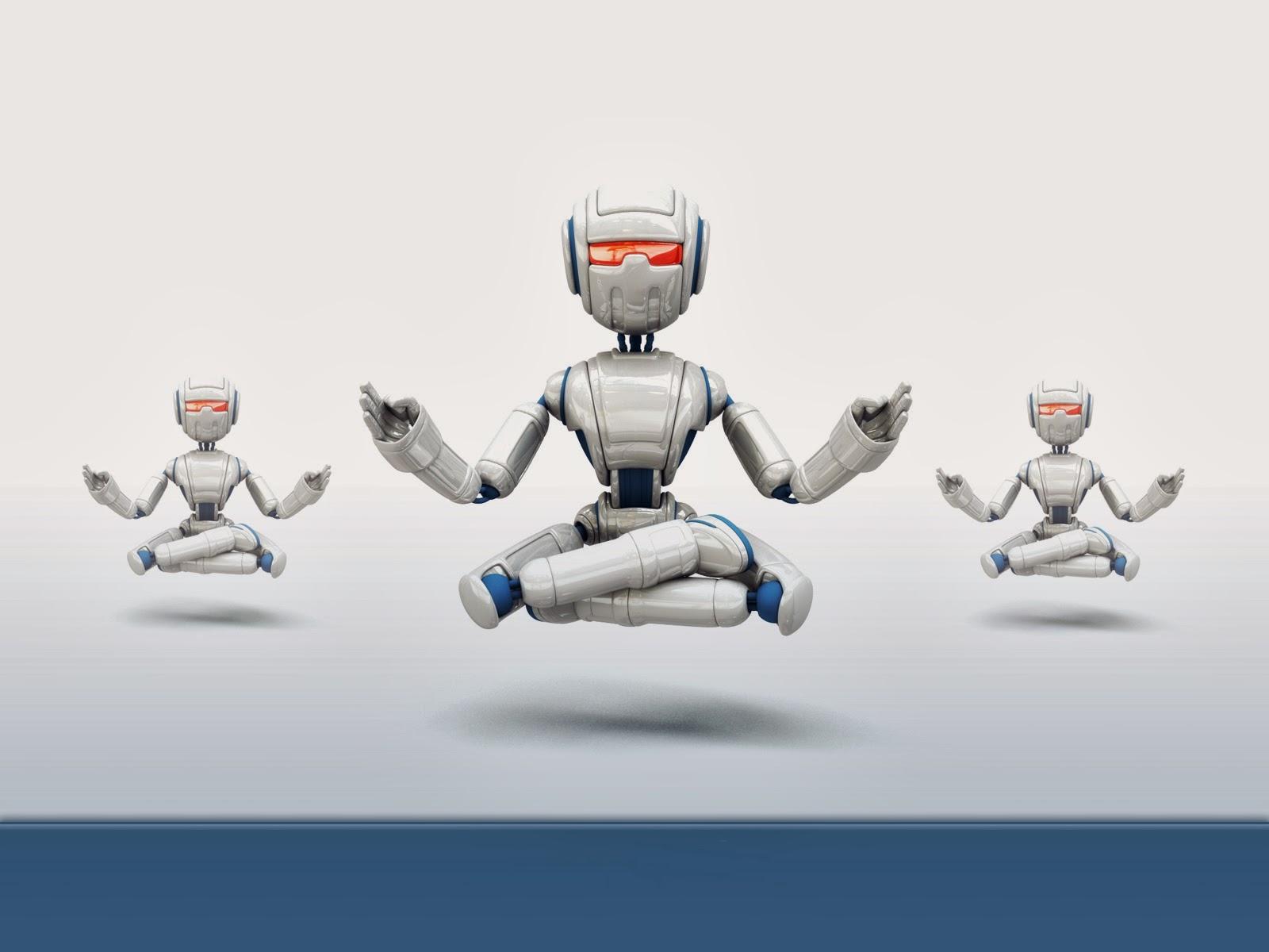 Robots HD Wallpaper HD Wallpapers   Blog 1600x1200