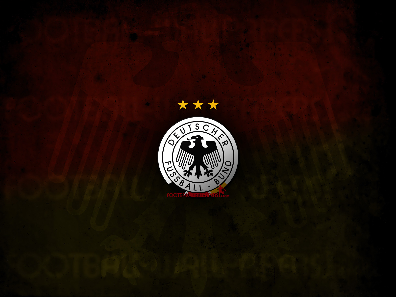 German Soccer Wallpaper 1600x1200
