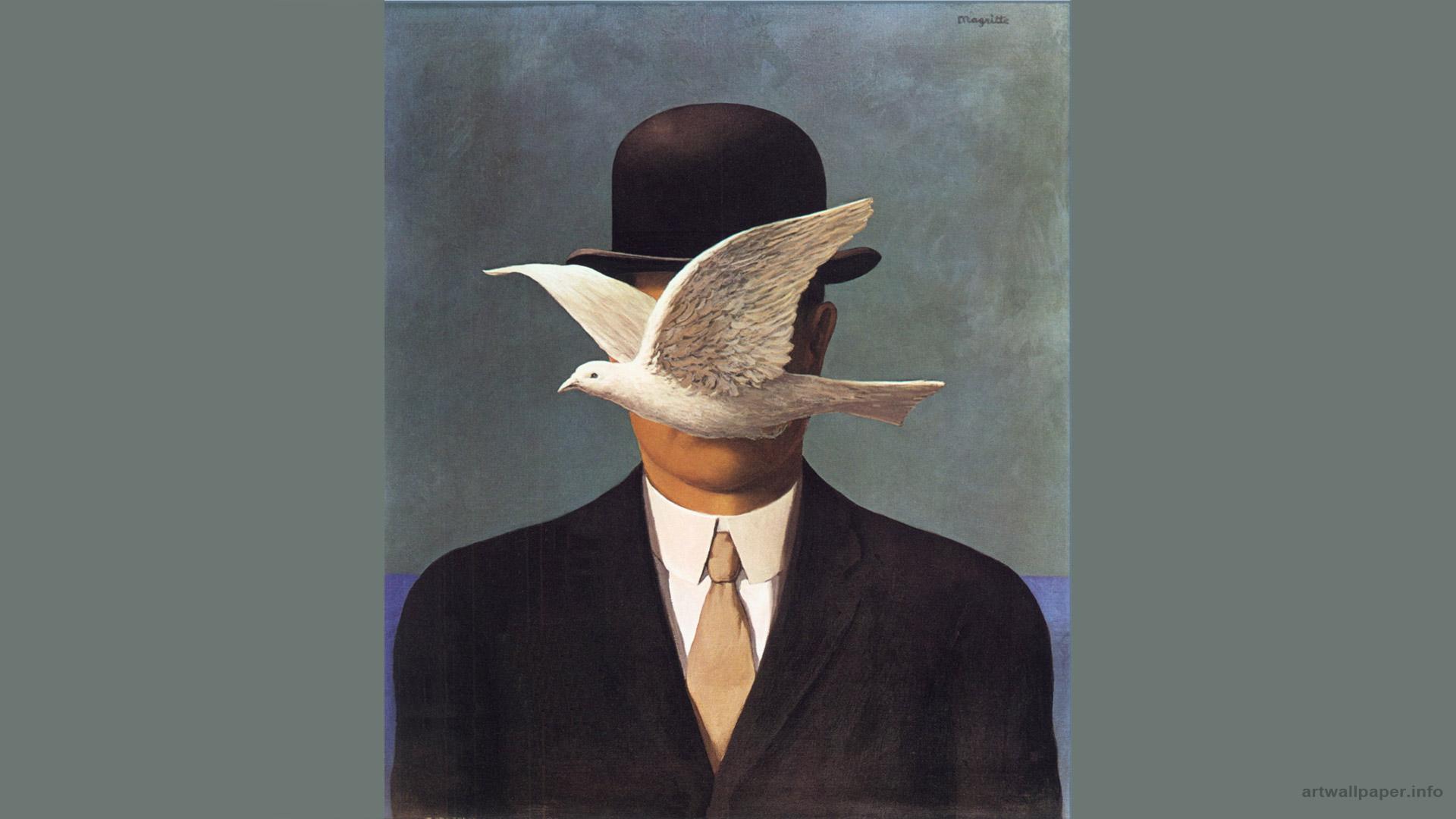 Rene Magritte Wallpaper 04 1920x1080