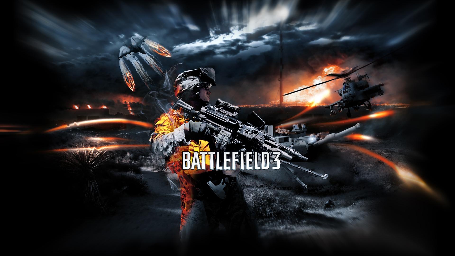 Battlefield 3 WallpaperBackground 39   Battlefield Informer Gallery 1920x1080