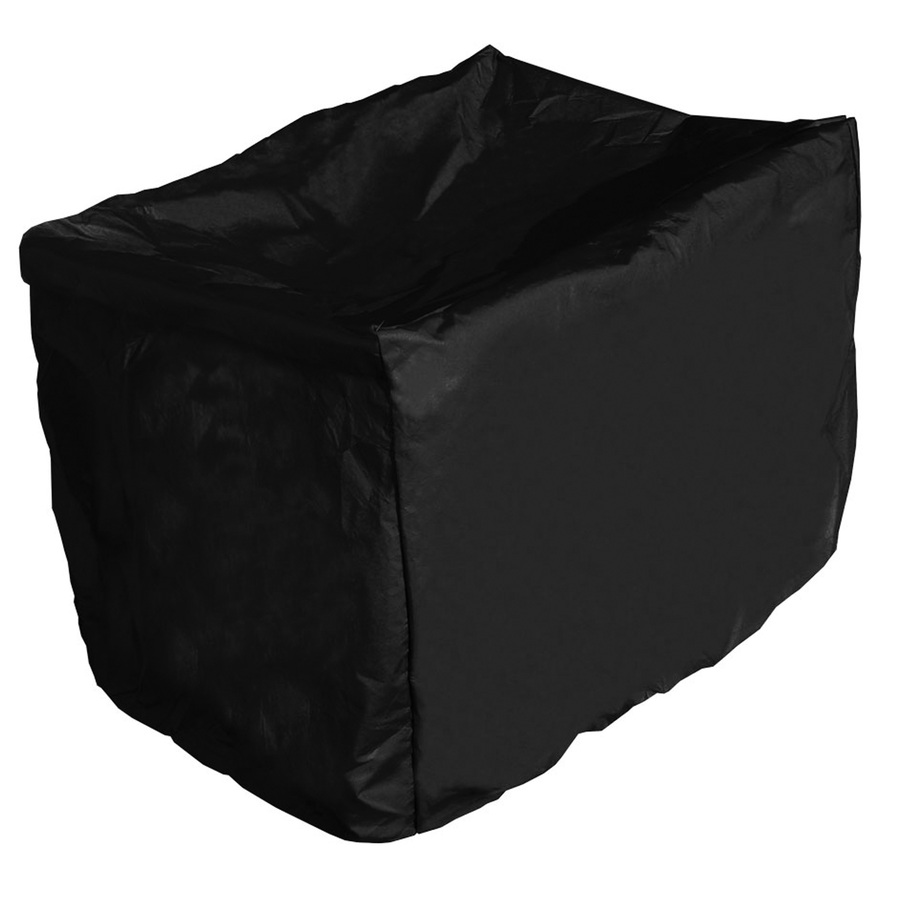 Shop Mr Bar B Q Black Polyester Side Table Square Cover at Lowescom 900x900