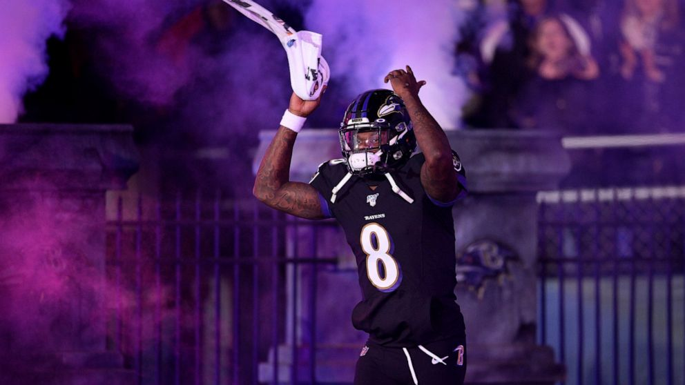 Column Lamar Jackson finishes off an ugly stereotype   ABC News 992x558