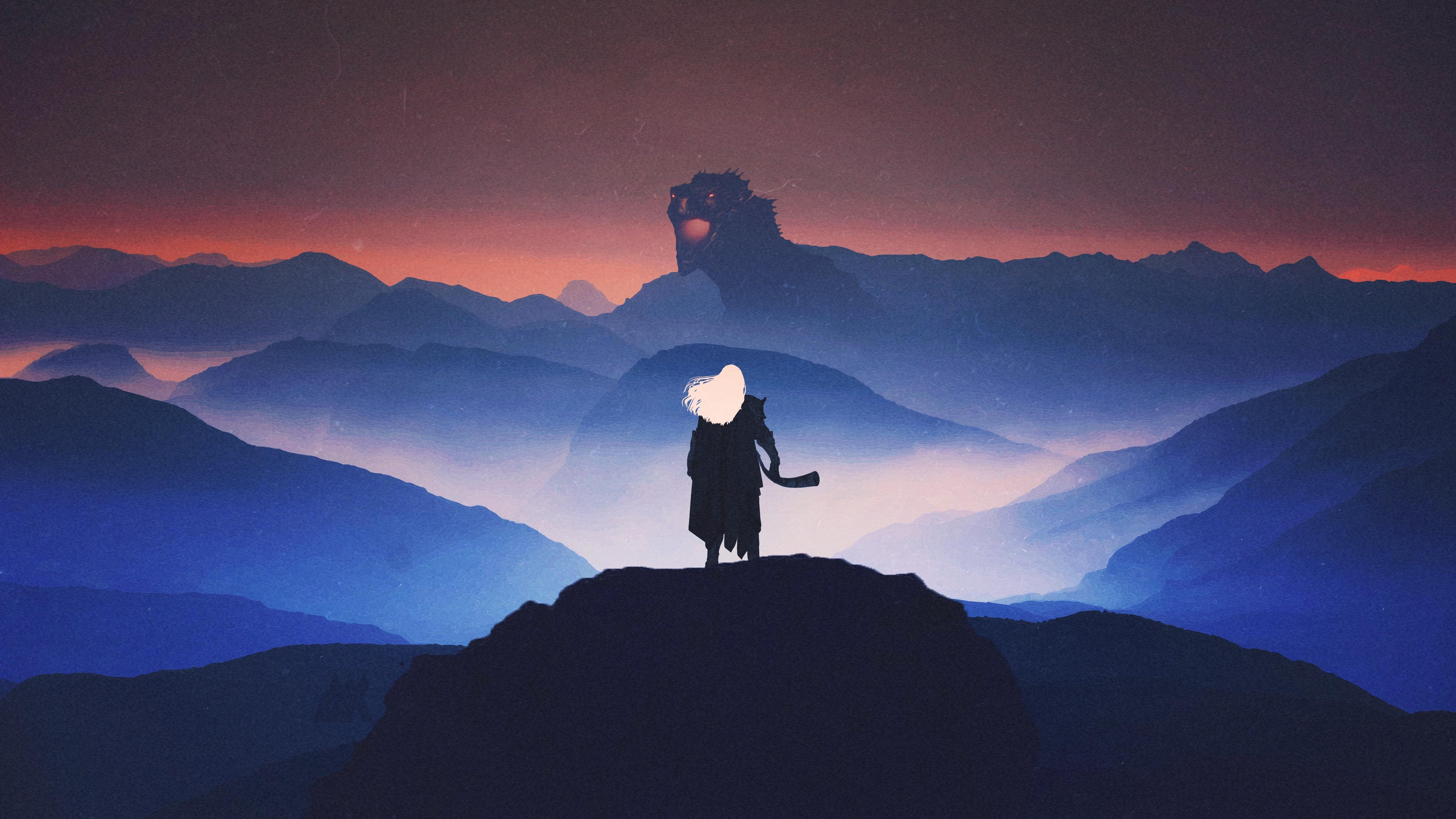 2332 Aegon the Conqueror desktop images 2019 4800x2700