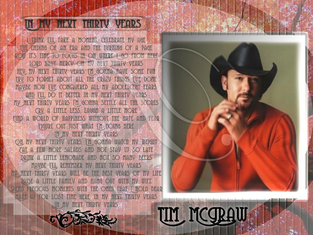 free wallpaper pc computer wallpaper download Tim McGraw 1024x768