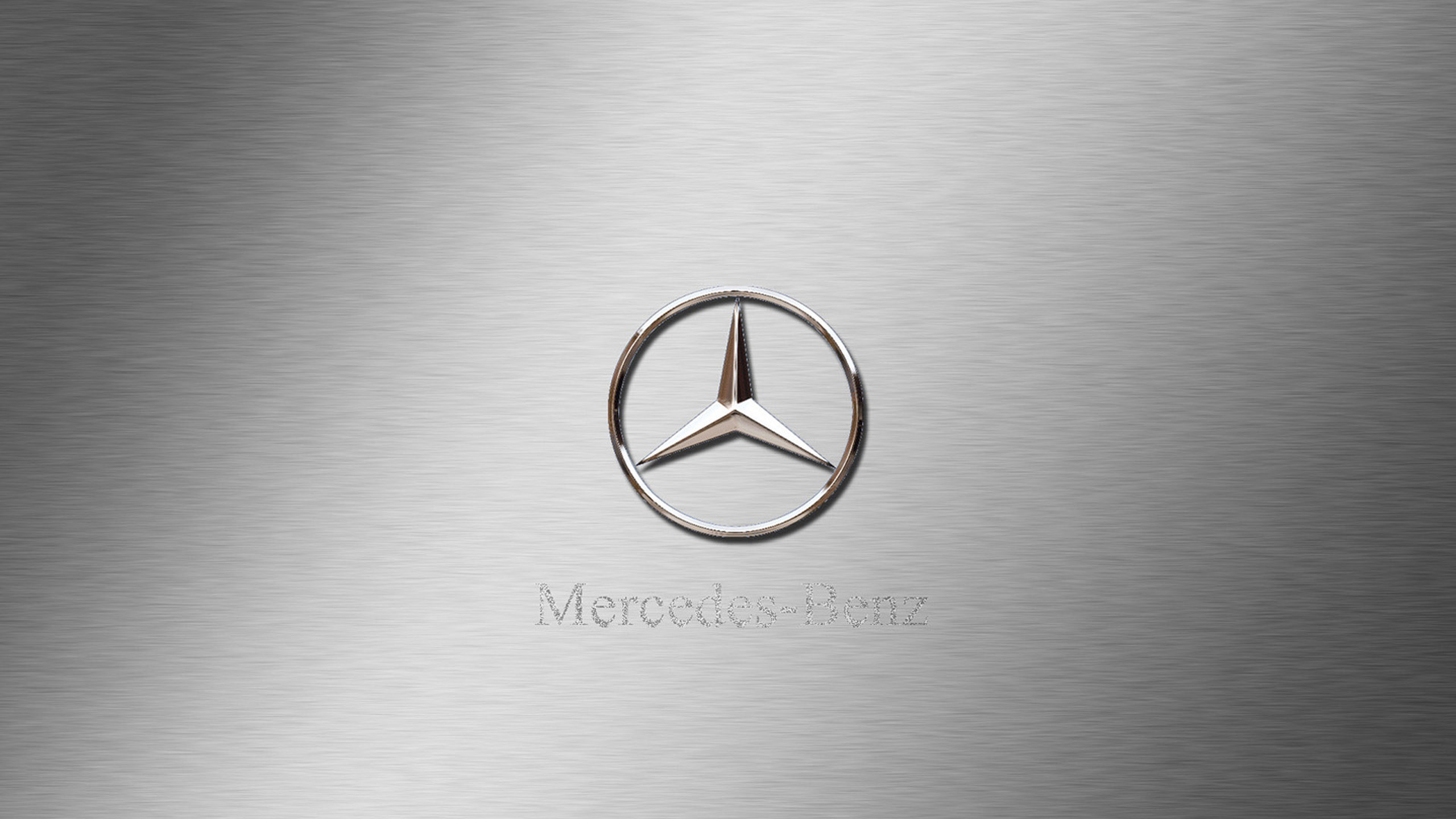 Mercedes Benz Logo Wallpapers Pictures Images 2560x1440