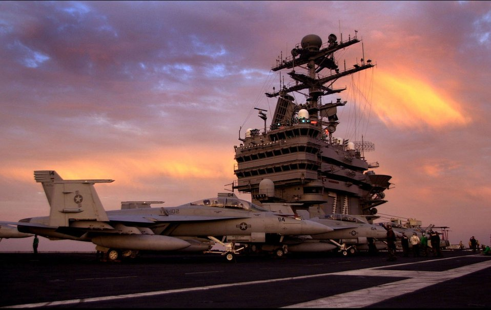US Navy aircraft carrier wallpaper   ForWallpapercom 958x606