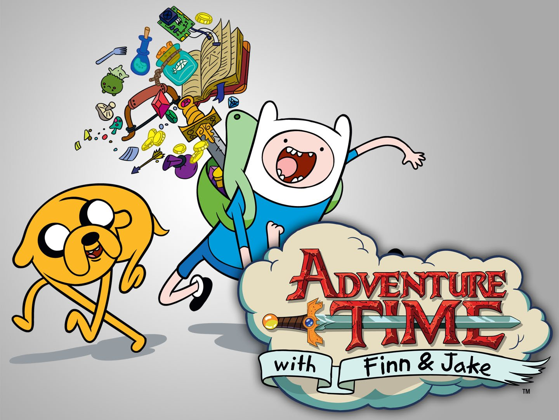 Adventure Time HD Wallpaper