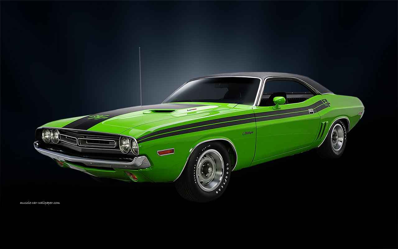 1970 Dodge Challenger Picture Muscle Car Wallpaper 1280 04 1280x800