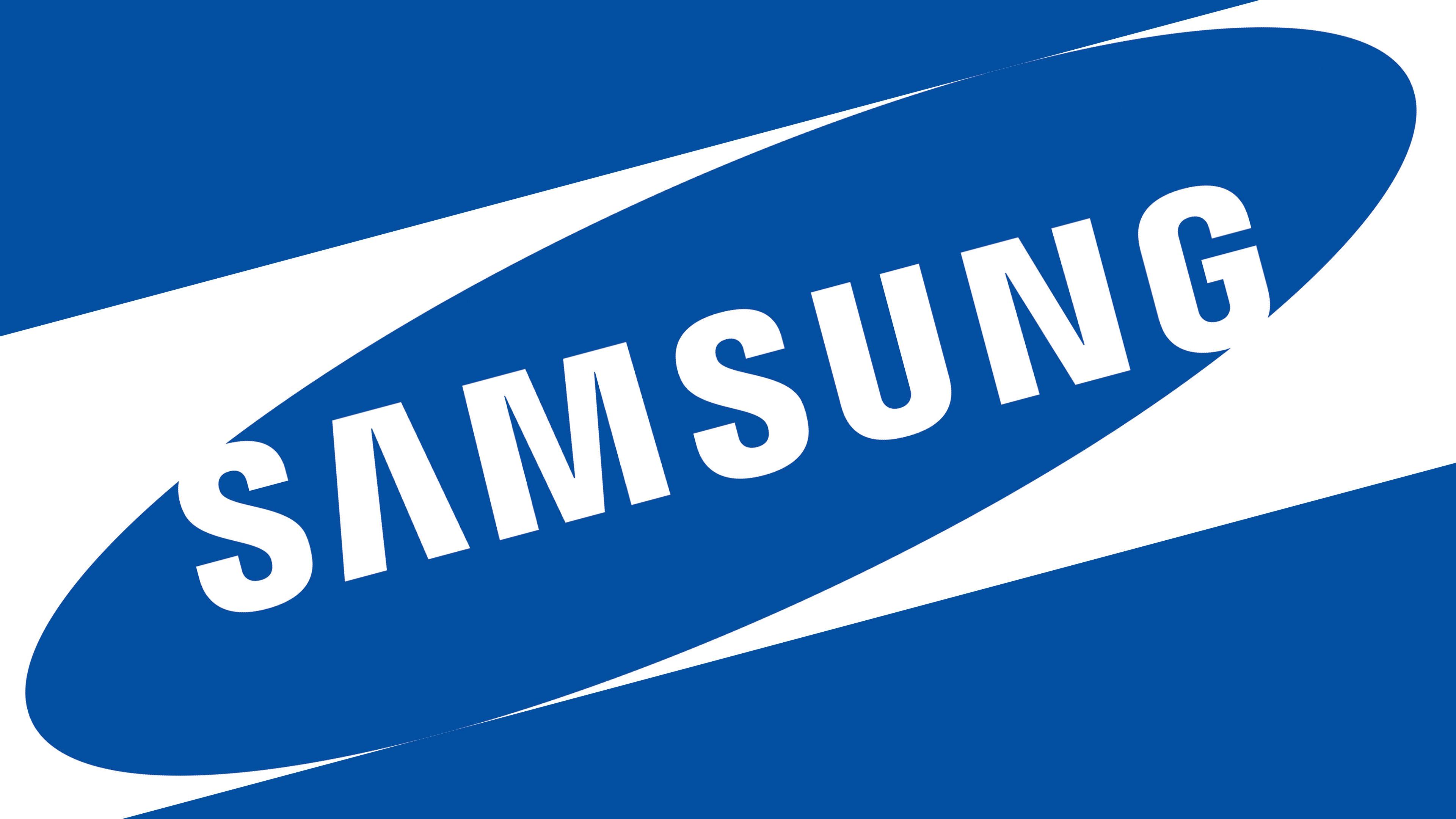 Samsung Mobile Wallpapers: Samsung Logo Wallpaper