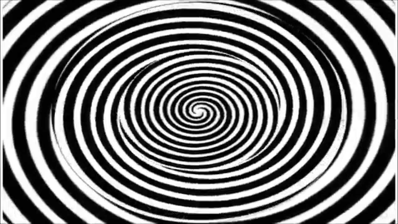 Self Hypnosis Optical Illusion In HD 1280x720