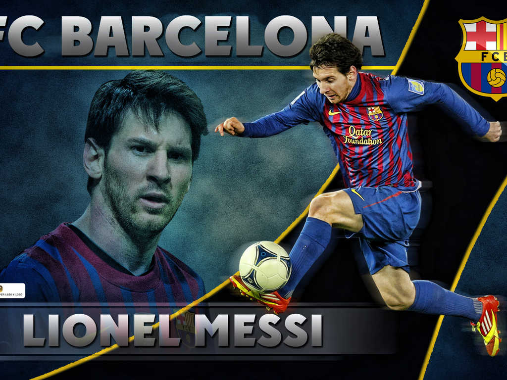 Football Lionel Messi hd New Nice Wallpapers 2013 1024x768