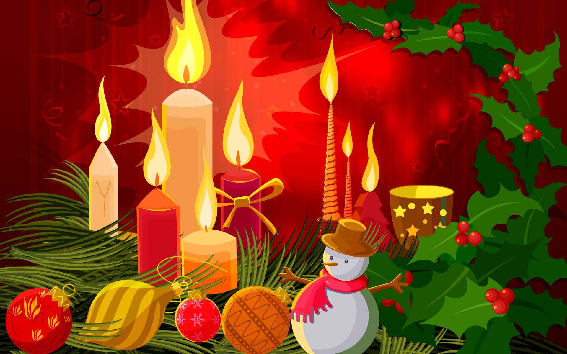 Christmas candle hd wallpaper   Choice Wallpaper Choice 1920x1200