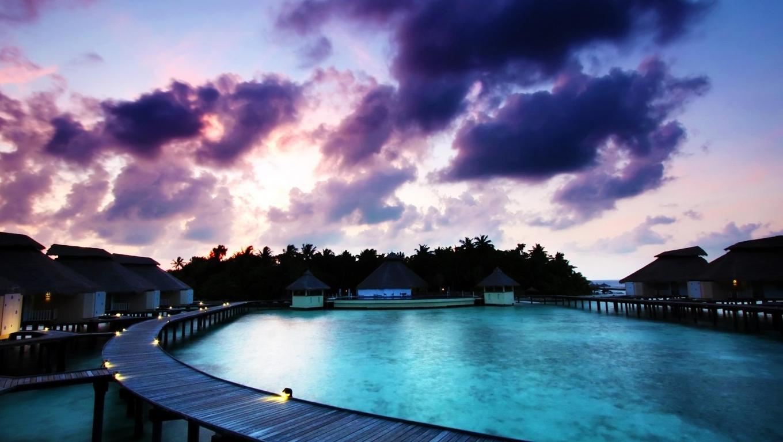 Maldives Beach Hd Wallpaper: Maldives HD Wallpapers Desktop Backgrounds