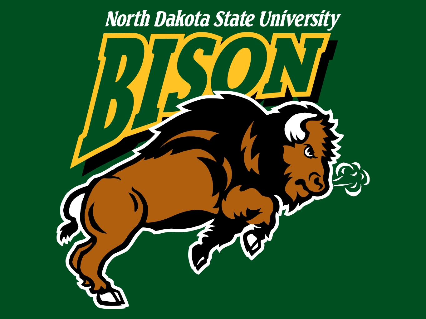 Image gallery for ndsu bison wallpaper 1365x1024