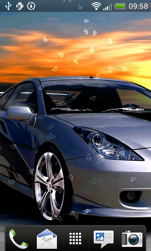 Cars Live Wallpaper for android Luxury Cars Live Wallpaper 40 480x800