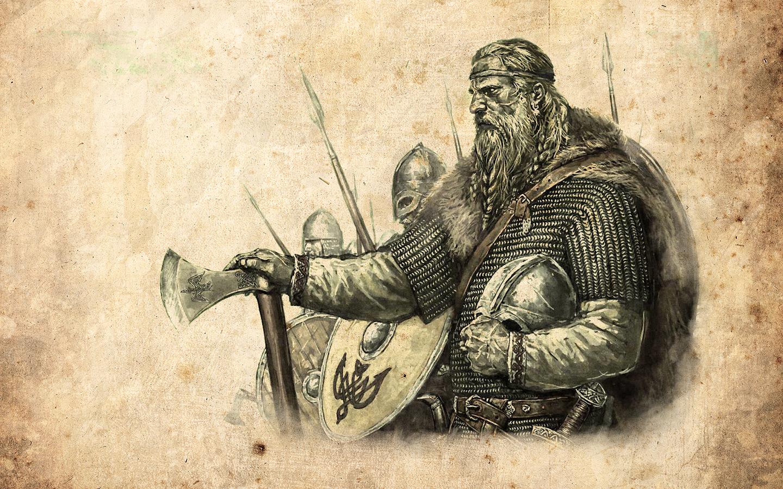 Paper Vikings Wallpaper 1440x900 Paper Vikings MountampBlade 1440x900