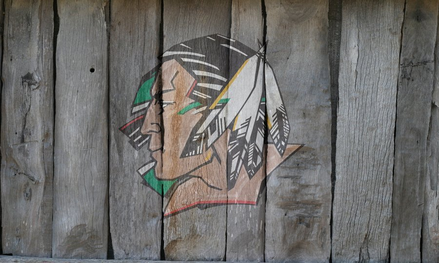 North Dakota Fighting Sioux by Oultre 900x540