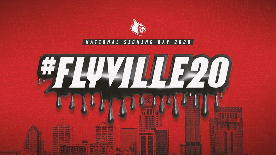 Louisville Football 2020 Signing Day Central   University of 960x540