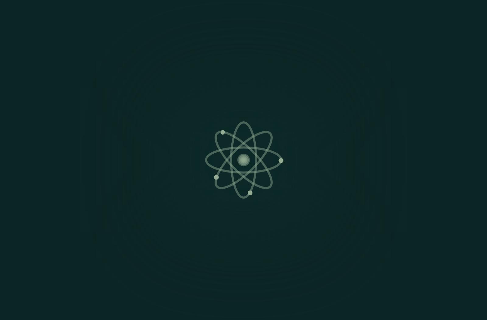 Atom Wallpaper - WallpaperSafari Chemistry Atoms Wallpaper