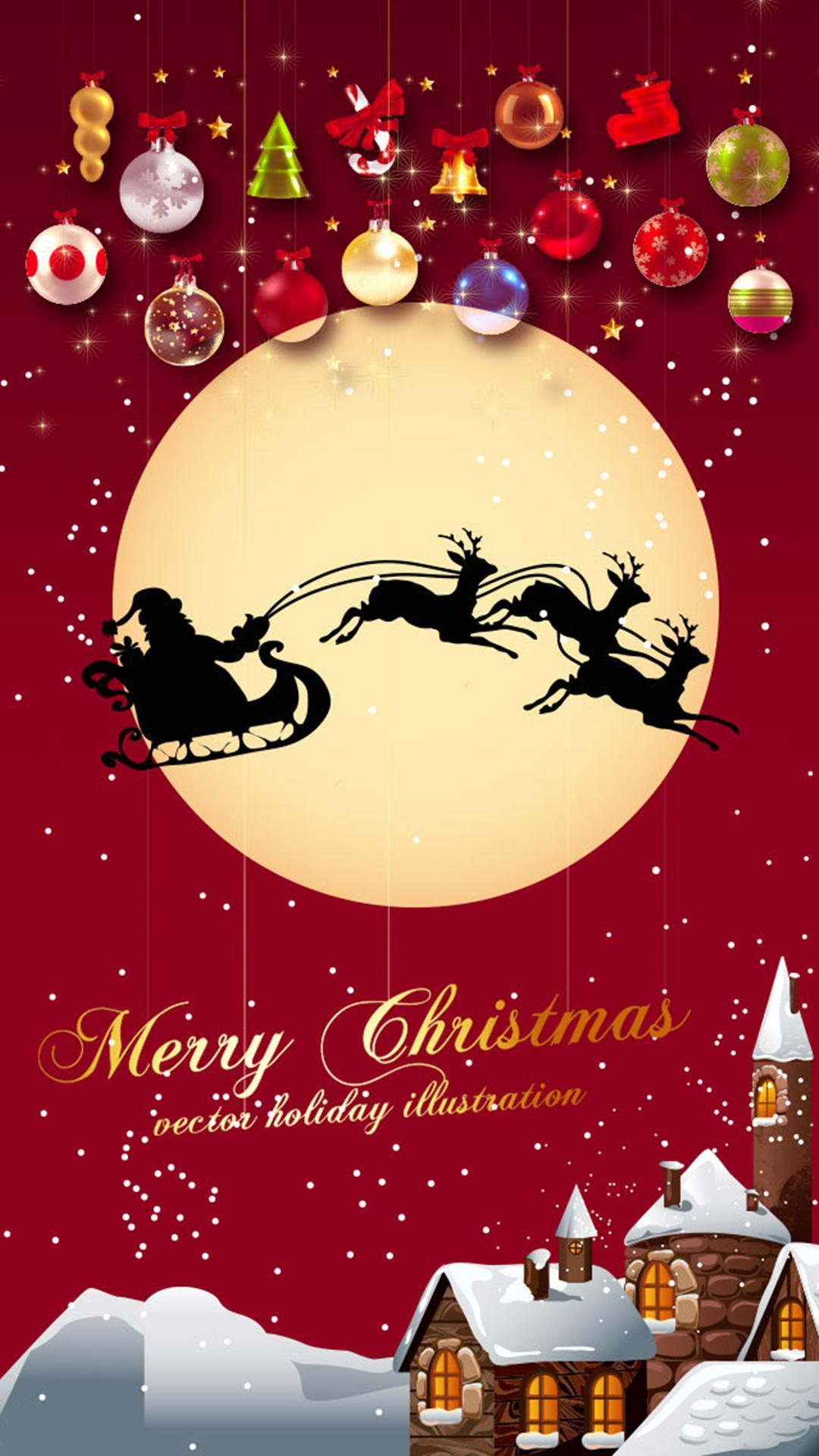 34] 2020 Christmas Pictures Wallpapers on WallpaperSafari 1080x1920