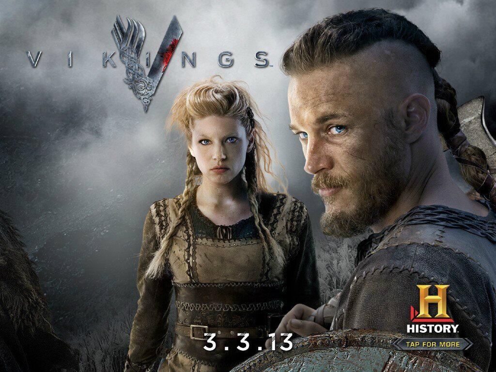 Vikings   Vikings TV Series Wallpaper 33662814 1024x768