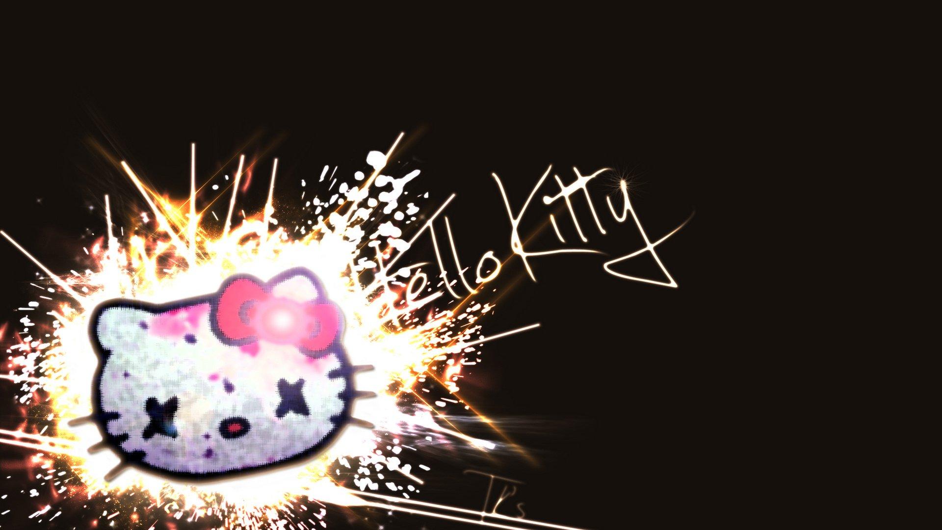 Hello Kitty Christmas Wallpaper Desktop Wallpapersafari