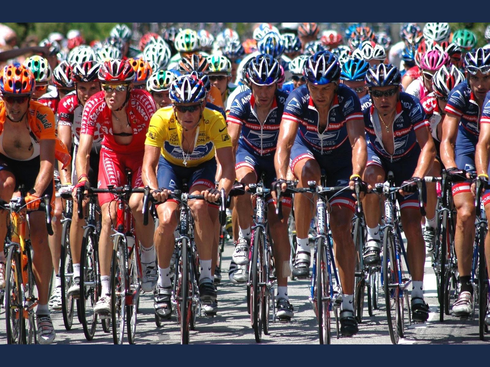 Tour de France 2010 computer desktop wallpaper 1600x1200