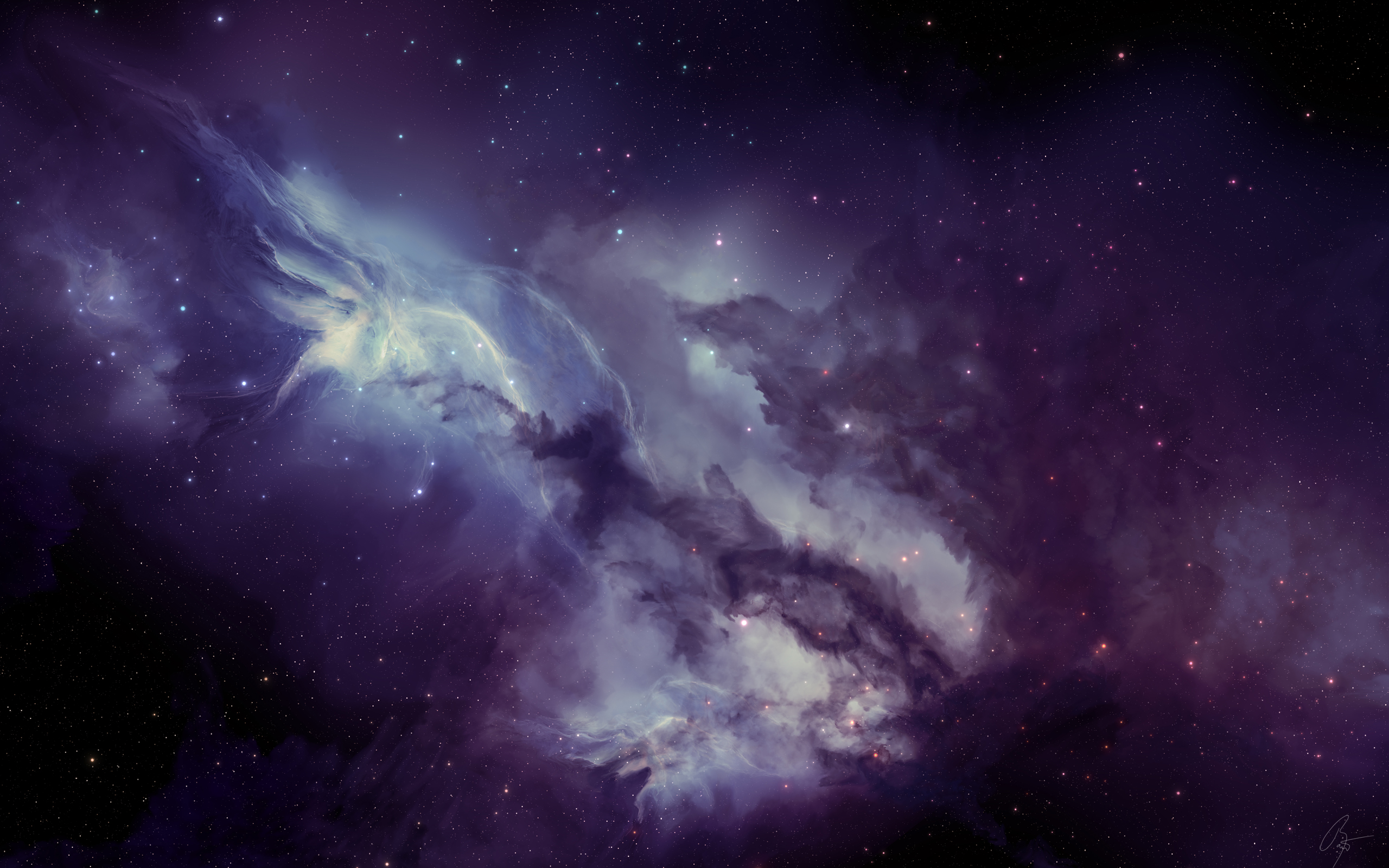 Galaxy Wallpaper Tumblr 2560x1600
