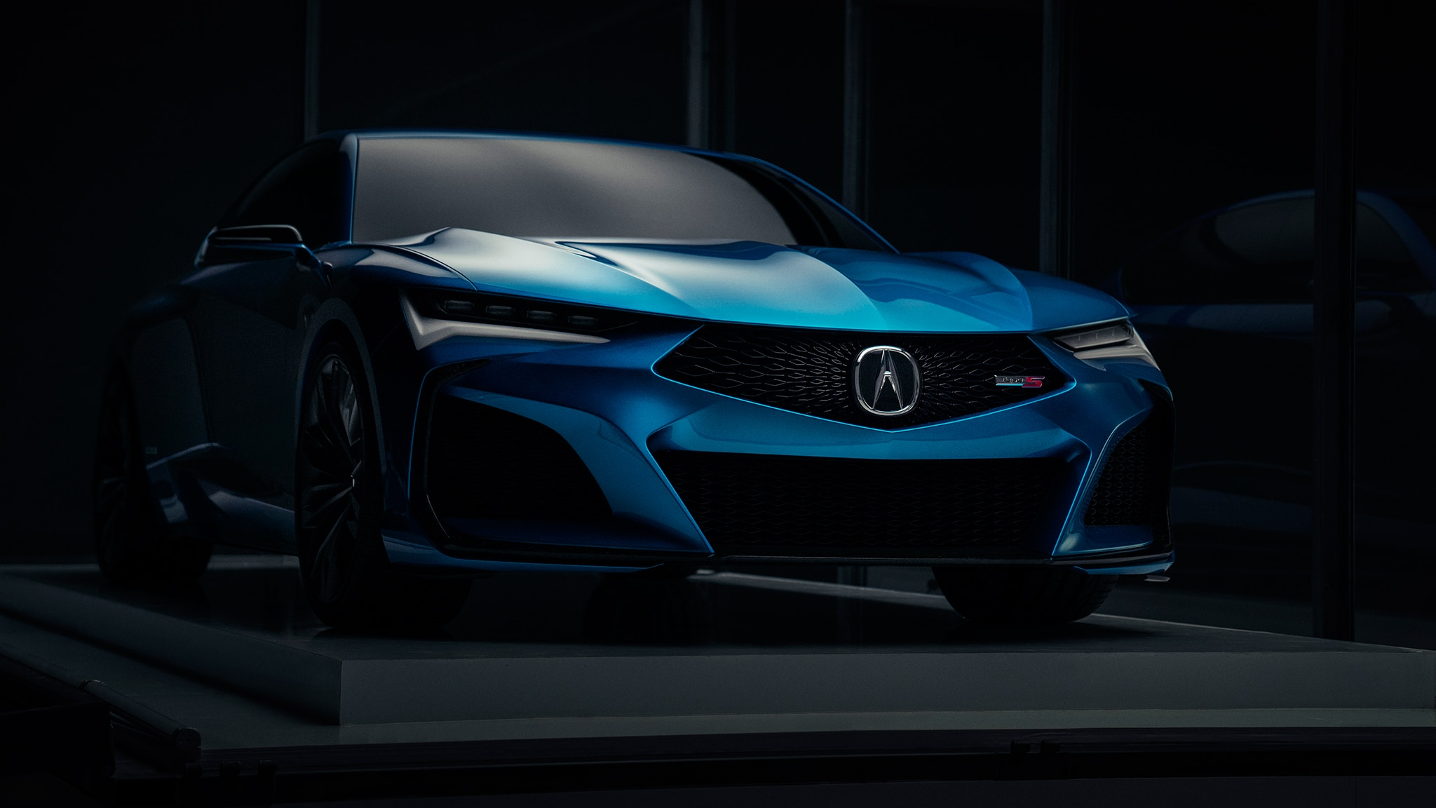 The 2021 Acura TLX Just Leaked Online Again 2048x1152