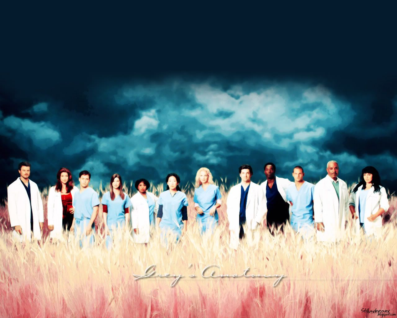 Greys Anatomy Promo Picture Wallpaper TV Fanart Wallpapers Icons 1280x1024