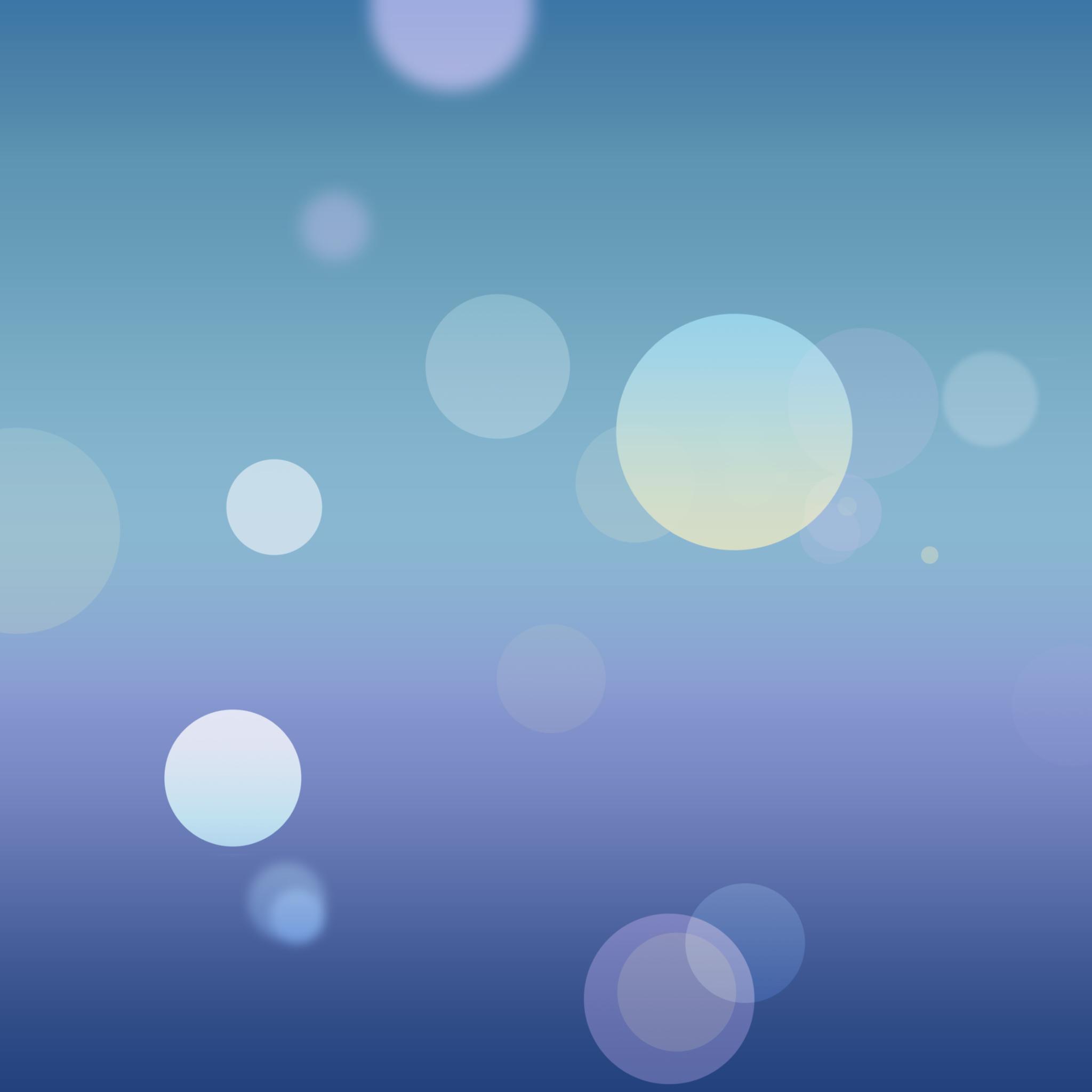 iOS 7 Wallpapers 3Wallpapers iPad Retina 2048x2048